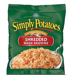 simply poatoes for hash browns in the crockpot