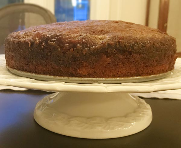 warn apple cake recipe