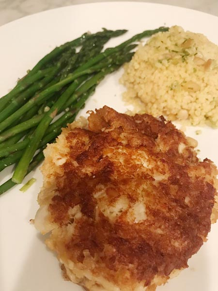 Maryland Style Crab Cake Recipe