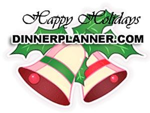 christmas dinner shopping list