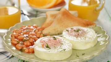 how many calories in poached egg
