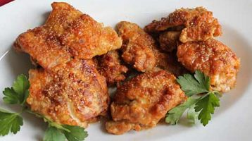 Chicken with Brown Sugar and Lemon