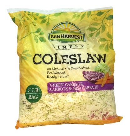 coleslaw for soup