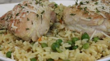 Knorrs Recipes using Chicken and Rice