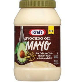 Healthy Mayo for Broccoli Slaw