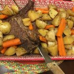 Seasoned Beef Roast