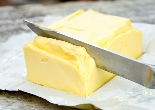 Chunk of Salted Butter