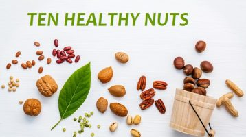 10 healthiest nuts
