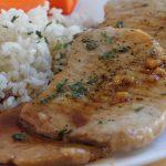 Garlic and Honey Pork Chops
