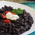 Instant Pot Black Beans