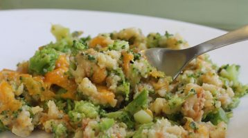 Broccoli and Stuffing