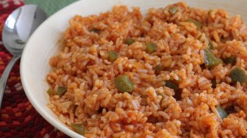 Minute Rice Mexican Rice