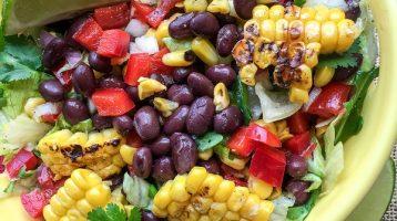 Mexican Bean and Corn Salad