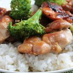 easy sticky chicken