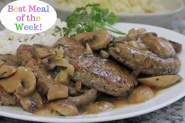 Best Meal of the Week is Turkey Patties