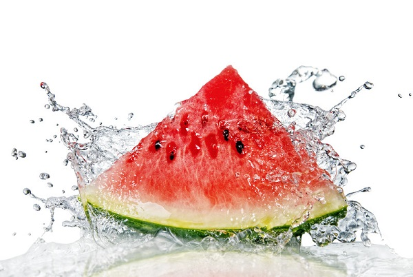 watermelon keeps you hydrated