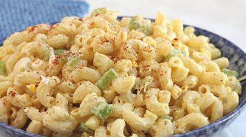 basic macaroni salad