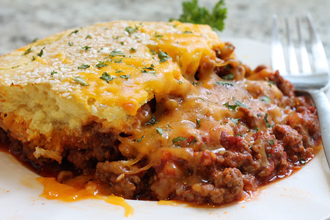 baked sloppy joes