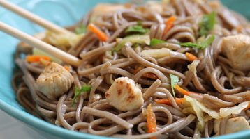 chicken low mein