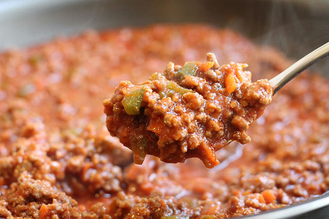 Sloppy Joe Meat