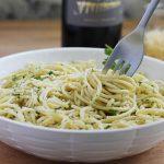 Easy Spaghetti Aglio e Olio