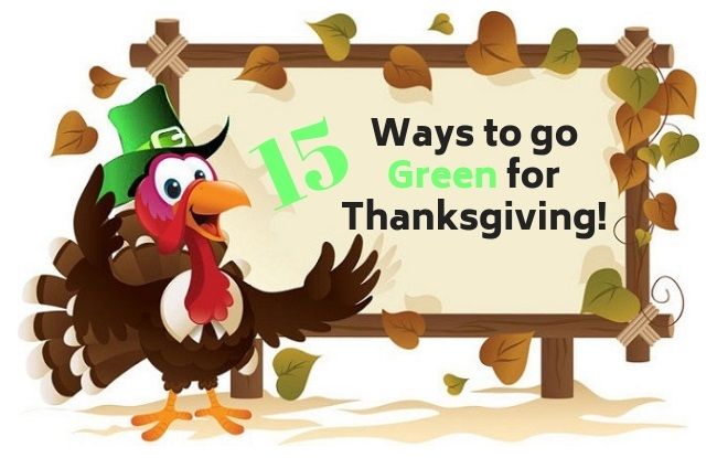 Green Thanksgiving