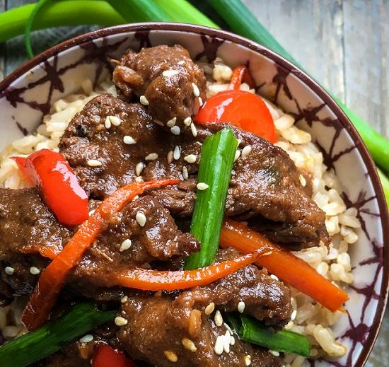 EasyInstant Pot Mongolian Beef