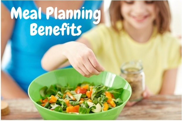 Meal Planning Benefits