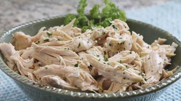 crockpot chicken breasts with ranch