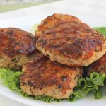 Turkey Burger Sliders with White Beans and BBQ Sauce