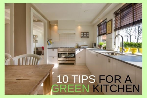 green kitchen tips
