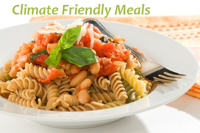 climate friendly meals