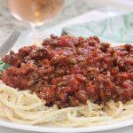 Spaghetti Bolognaise