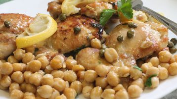 Chicken and Chickpea Recipe