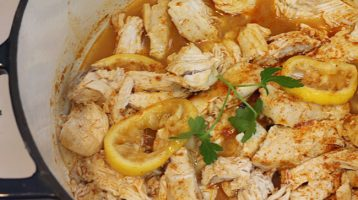 Dutch Oven Chicken Breast