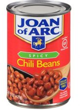 spicy chili beans