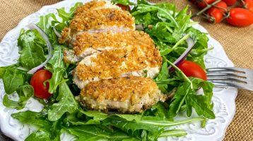 Gluten Free Chicken Cutlets