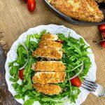 Gluten Free Chicken Cutlets