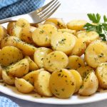 Instant Pot Baby Potatoes