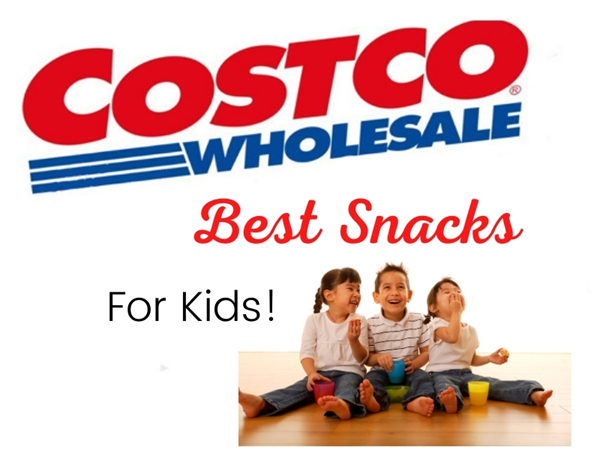 best snacks for kids