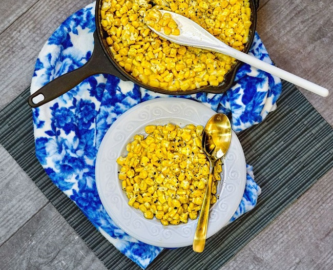 Easy Creamy Corn