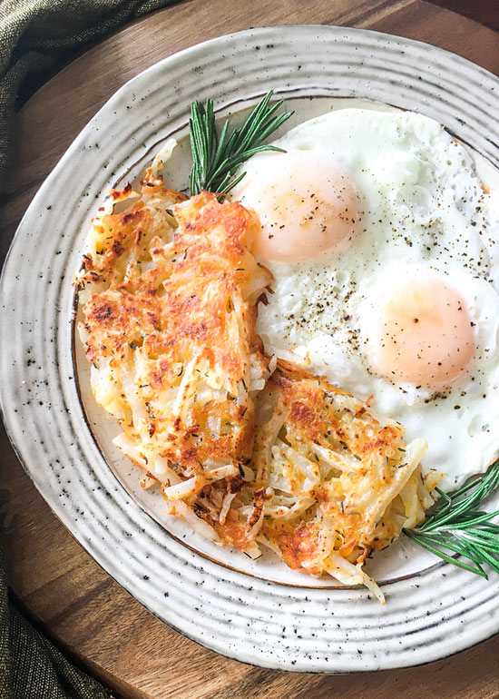 Simply Potatoes Cheesy Hash Browns