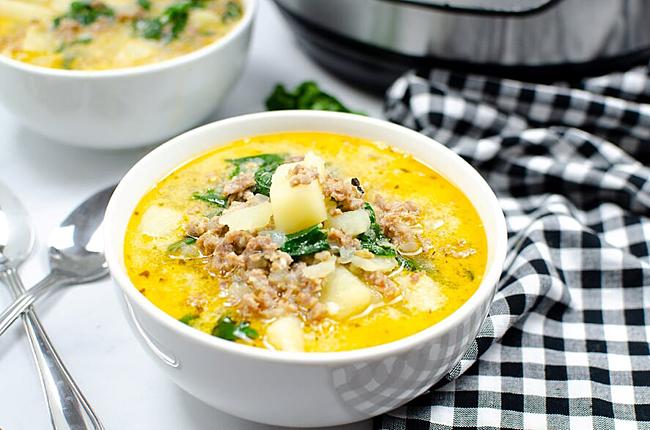 Zuppa Toscana Instant Pot